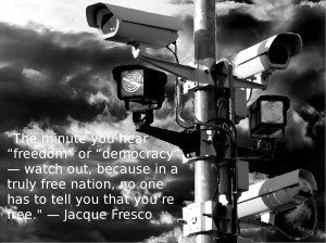 ... 'freedom' or 'democracy' – watch out…