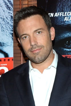 Actor Ben Affleck attends the