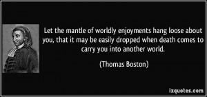 More Thomas Boston Quotes