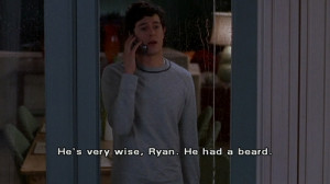 The OC Funny Seth quotes.