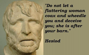 Hesiod quotes 1