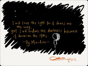 Dark Quotes HD Wallpaper 7