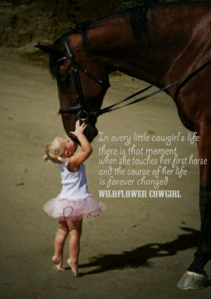 girls and horses. Cowgirl's first love. Cowgirl quote. Western sayings ...