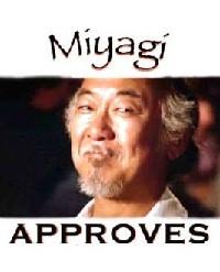 Kaimbr - Mr. Miyagi