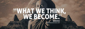 what we think we become buddha quote