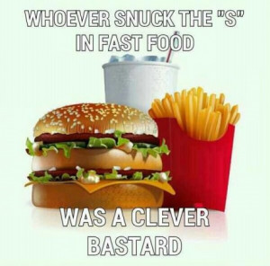tags fast food fat ass funny pictures funny quotes humor lol true ...