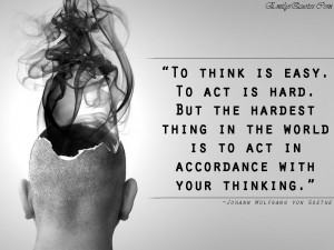Thinking Quotes HD Wallpaper 6