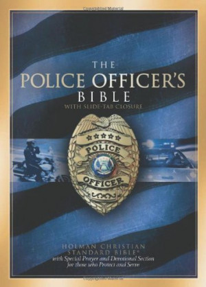 Detail Of: HCSB The Police Officer's Bible
