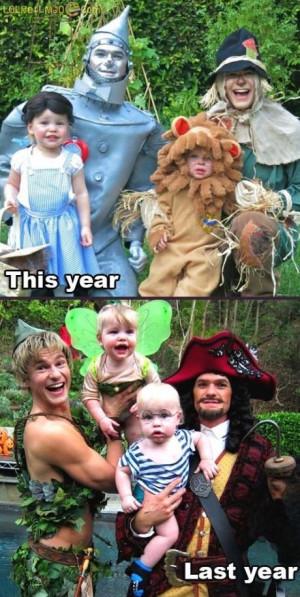 Halloween costume: Neil Patrick Harris' family