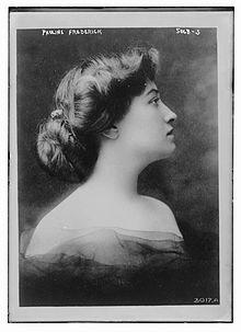 Pauline Frederick Foto della Library of Congress