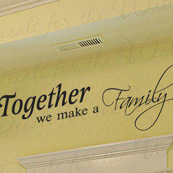Decals for the Wall - Wall Decal Sticker Quote Vinyl Art Lettering ...
