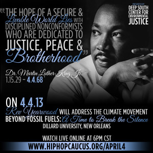 Honoring Dr. King's legacy by bringing the power of our voices and ...