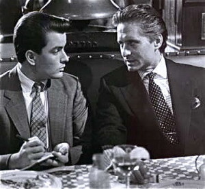 ... Michael Douglas at the 21 Club in 1987's Wall Street. 'Greed is Good