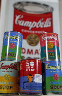 Campbell's Warhol-Inspired Soup Cans Are An Old Recipe. How Are These ...