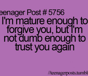 Totally Teen Quotes. [: