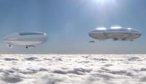NASA Study Proposes Airships, Cloud Cities for Venus Exploration