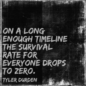 Tyler Durden #FightClub