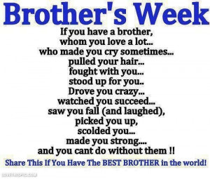 quotes about brothers tumblr