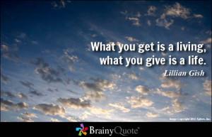 Lillian Gish Quotes