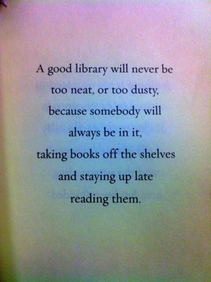 Quotes About Books And Life My favourite quotes ever!