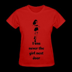 Bettie Page Quote Tee