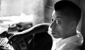 James Baldwin speaks / Black english