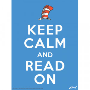Posters & Decor / Children's / Dr. Seuss ™ Read On Poster