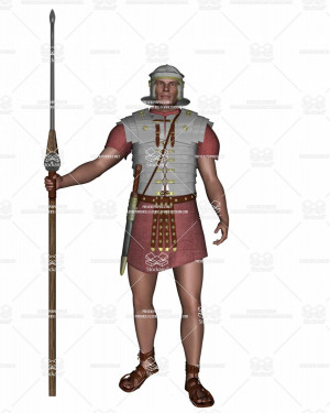 Roman Soldier Legionaries