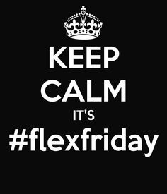 It's #FlexFriday at Prestige Fitness Club! PLUS we are having a $1 ...