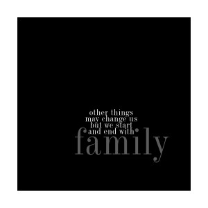 Quote About Family 1800×1800 Wallpaper