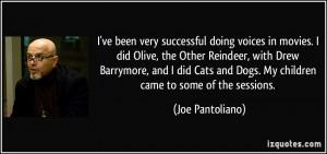 More Joe Pantoliano Quotes