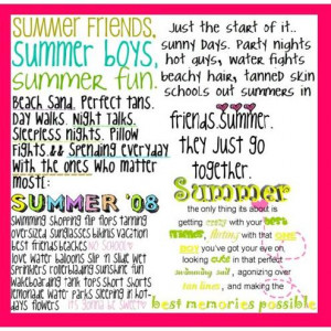 Summer Quote Collection