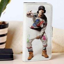 Fetty Wap Rapper Music custom wallet case for iphone 4 4s 5 5s