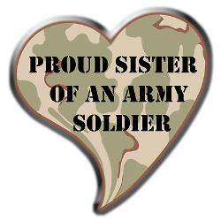 Army Sister Quotes and Sayings