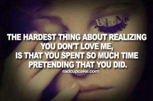 Quotes And Sayings | broken heart, quotes, sayings, hardest, thing ...