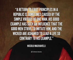 Machiavelli Quotes On Knowledge Clinic