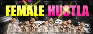 Get Money Pink Female Hustler