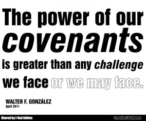 Power of Our Covenants