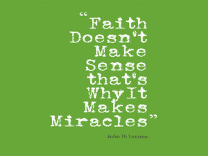 Inspirational Faith Quotes
