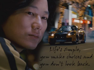 ... Han from Fast and Furious Tokyo Drift. Enjoy and feel free to take