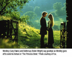 Within a Strength Quotes The Princess Bride and the she, through her ...