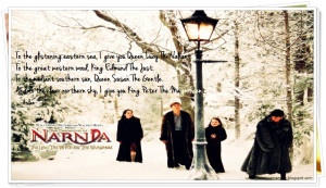 THE CHRONICLES OF NARNIA: THE LION, THE WITCH AND THE WARDROBE [2005]