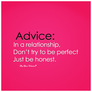 Showing Gallery For Honesty In Relationships Quotes