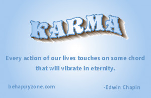 Karma Quotes - What Is Karma?