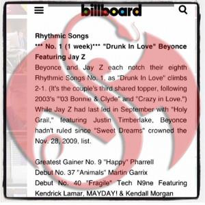 "... Tech, as ""Fragile"" has hit Billboard's Top 40 chart for rhythmic"