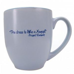 Project Runway Xanax Coffee Mug