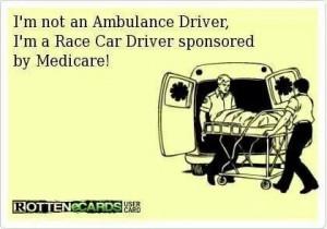EMT/paramedic humor