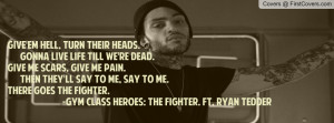 travie mccoy fighter Profile Facebook Covers