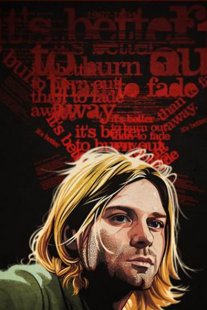 to install iphone wallpapers home males kurt cobain iphone wallpapers