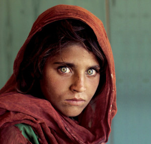 Haunted, Yet Haunting: A Visual Analysis of 'The Afghan Girl'